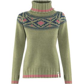 Devold Ona Round Sweater Women, lichen